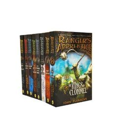 Rangers Apprentice Bundle: Books 1-11 are the best series for youth! I loved them too.