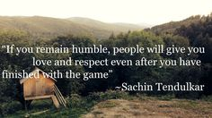 Sachin Tendulkar Quotes : 17 Best Inspirational Quotes About Life - Influence