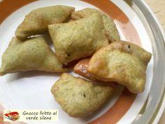 Gnocco+fritto+al+verde+silene.+La+ricetta.