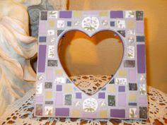 Heart Mosaic, Heart Frame Mosaic, https://www.facebook.com/Heart2HeartMosaics #heart2heartmosaic #hearttoheartmosaic #cindyharris