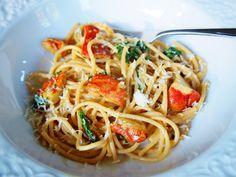 Mushroom Bisque, Lobster Mushroom, Mushroom Dish, Mushroom Pasta, Mushroom Recipes, Veggie Recipes, Pasta Recipes, Vegetarian Recipes, Cooking Recipes
