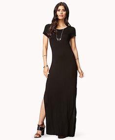 Cutout Back Maxi Dress | FOREVER 21 - 2051159891