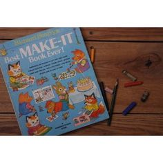 Richard Scarry's Best Make-It Book Ever!