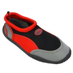 Aqua-Speed Jr red neoprene beach shoes Features: children's footwear created for walking on the beach they are also perfect for foreign beaches where there are often echidnas Yoga Fitness, Swimming Sport, Beach Shoes, Beach Walk, Childrens Shoes, Walk On, Sports Shoes, Aqua, Footwear