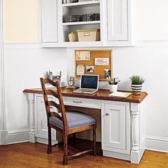 Small Work Center Can Be Placed In A Kitchen