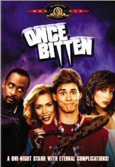 <3 Once Bitten...cute movie