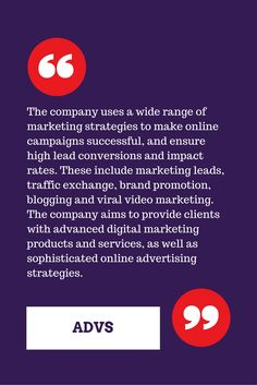 To make online campaigns successful