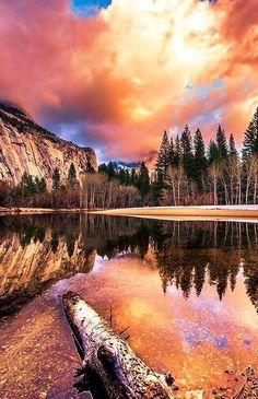 Yosemite National Park California   nature     reflections   #nature https://biopop.com/