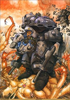 Masamune Shirow Art 105.jpg