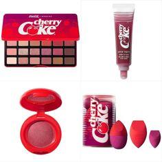 Makeup News, Morphe, Coke, Coca Cola, Cherry, Prunus, Cola