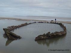 The shipwrecks of WestWard Ho! Devon