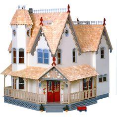 Greenleaf Dollhouses Pierce Dollhouse & Reviews | Wayfair