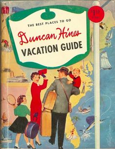 Duncan Hines Vacation Guide