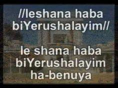 l'shana haba b'yerushalaim.wmv