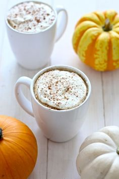 You can always sip on a Pumpkin Spice Latte With Real Pumpkin Puree when you have this Starbucks copycat recipe on hand.
