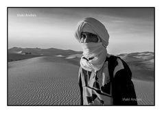 Iñaki Andrés: Bajo el sol del desierto. Marruecos 2016.