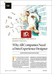 IESE Insight Why All Companies Need a Data Experience Designer