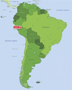 Fun Facts and Information for Kids about the Country of Peru!