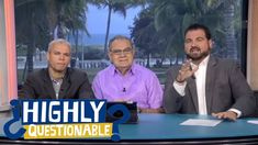 highly questionable papi handshake