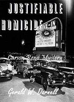 Today's team review is from Judith, she blogs at Judith has been reading Justifiable Homicide by Gerald Darnell Justifiable Homicide is the first bookI'veread of Gerald Darnell's CarsonReno Myst...