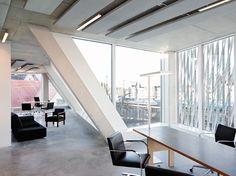 Kulturstiftung des Bundes in Halle an der Saale - Glas - Büro/Verwaltung - baunetzwissen.de