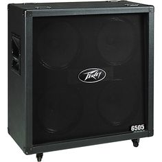 Peavey 6505 4x12 300W Guitar Cabinet Straight Cabinets d1c4ab9f8832