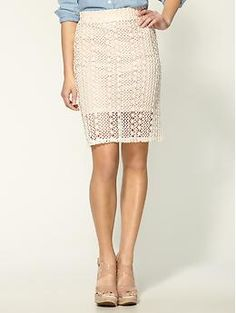 A fabulous pencil skirt and I love a pencil skirt....!!!