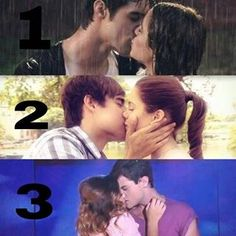 #violetta Which kiss was the best kiss?