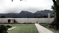 CH-Bern-Berner Oberland-Thun E2A . Crematorium . Thun (2)