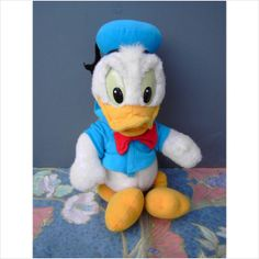 Disney Store Donald Duck Soft Toy