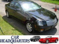 2007 Cadillac CTS, 148,597 miles, $7,977.