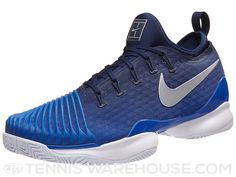 61c6afdff76 Nike Air Zoom Ultra React Navy Silver Men s Shoe