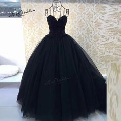 Cheap Wedding Dresses, Buy Directly from China Sup Black Quinceanera Dresses, Cute Prom Dresses, Sweet 16 Dresses, Pretty Dresses, Beautiful Dresses, Bride Dresses, Black Wedding Gowns, Beaded Wedding Gowns, Cheap Wedding Dress