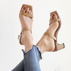 01d1786eec8 Chiko Aiken Block Heel Sandal Slides. Cute ShoesTrendy ...