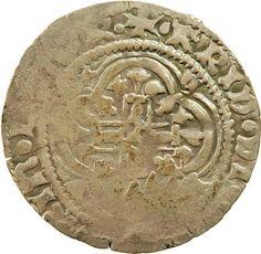 Groschen - Breiter Groschen Friedrich III, Meissen, Markgraf (1332-1381)|Münzherr Meißen, o.J. (1349-1381) Münzkabinett Material and Technique Silber, geprägt Measurement Durchmesser: 28,3 mm, Gewicht: 3,17 g