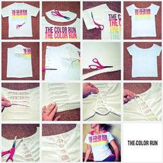 The color run ideas