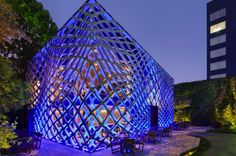 Building of the Year 2011, Hotel & Restaurants: Tori Tori Restaurant / Rojkind Arquitectos + ESRAWE Studio
