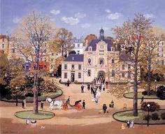Michel Delacroix, Mariage a la Mairie