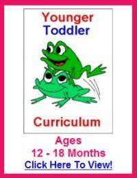 Younger Toddler Curriculum Lesson Plans With Fun Daily Activities!