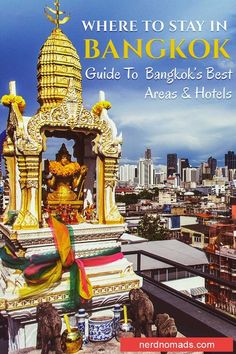 Heading to Bangkok? Check out this guide to the best areas and hotels to stay at in Bangkok.