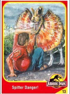 jurassic park world Electronic Dilophosaurus New Jurassic Park, Jurassic Park Trilogy, Lego Jurassic, Michael Crichton, Virtual Families 2, Thriller, Science Fiction, Extinct Animals, Horror