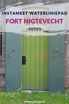 Tijdens de instameet Waterliniepad part 1 bezocht ik o.a. Fort Nigtevecht. De foto's die ik maakte van Fort Nigtevecht zie je in dit artikel. Kijk je mee? #fortnigtevecht #fort #instameet #fotos #jtravel #jtravelblog