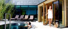Hotel in Bad Loipersdorf Das Hotel, Bad, Bathtub, Outdoor Decor, Home Decor, Destinations, Vacations, Standing Bath, Bathtubs