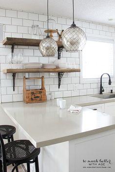 13 Cottage/Farmhouse Style Light Fixtures I Love