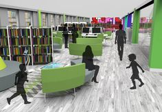 Looks like our last chance coming up to have any influence on where Bath's Central Library moves to. Bath & North East Somerset Council's Cabinet has approved proposals for the fin…