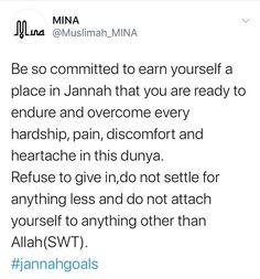 Dont Settle, Muslim Women, Inspiration, Biblical Inspiration, Inhalation, Motivation