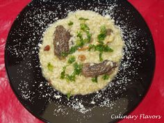 Culinary Flavors » Quick Meals Part 2: Risotto with Porcini & Morels