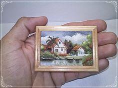 Mis Trabajos en miniatura: Paisaje de Barracas