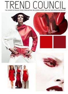 Key colors and theme's FW 14-15  www.pinkstudio.nl