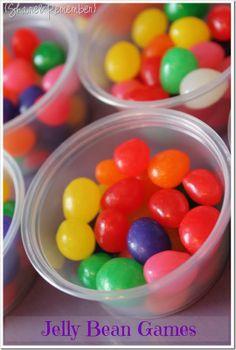 Jelly Bean Preschool Activities
